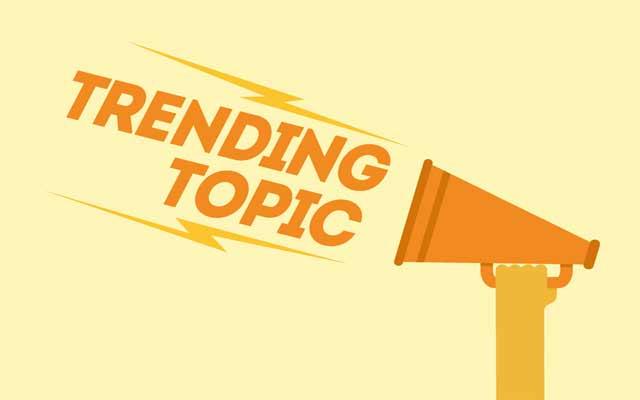 Find Trending Topics