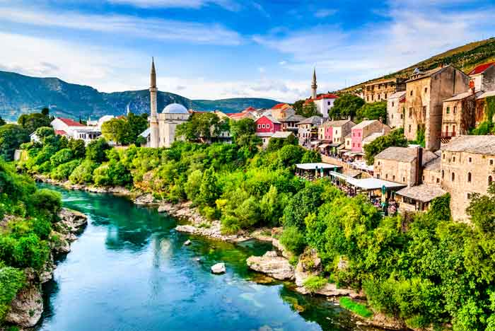 Bosnia Tourist Destination