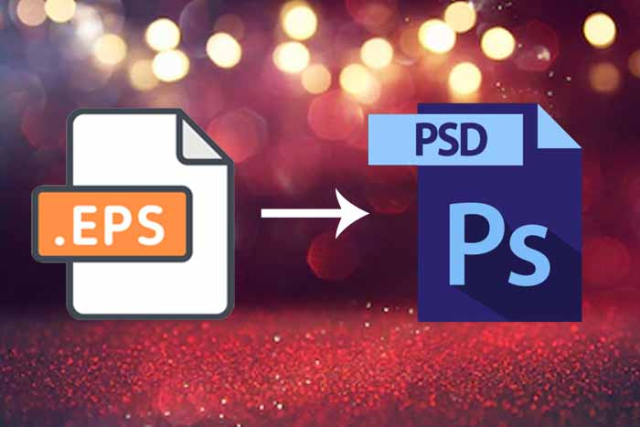 What are Eps and Psd Files