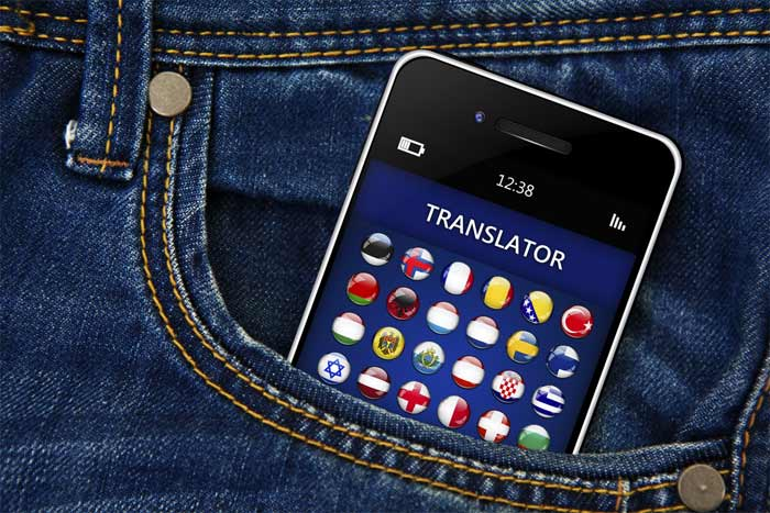 using a Translation App