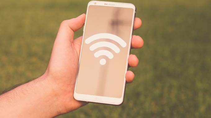 Android devices as a Wi-Fi extender