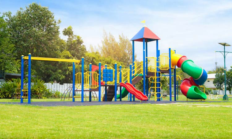 How easily you can maintain the playground