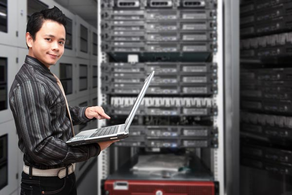 Web hosting business work