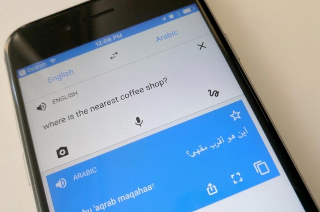 does Google translate