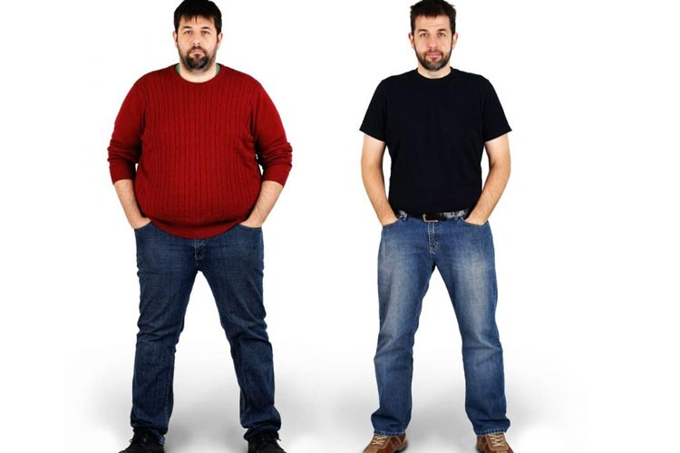 How long does it take for you to notice weight loss