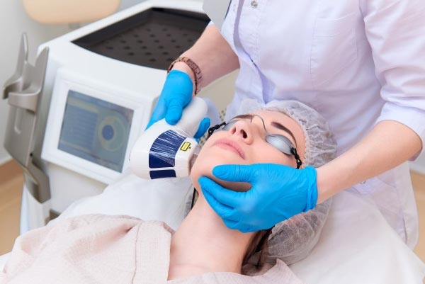 lasers permanent makeup removal