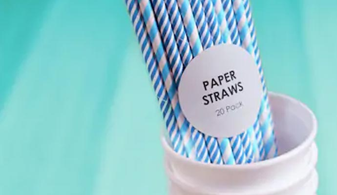 plastic straw enters the atmosphere