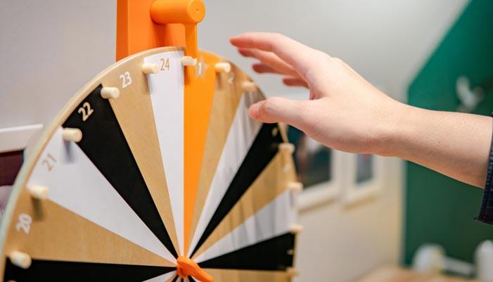 Spinning Wheel Works