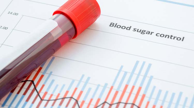 The Foods Control Sugar Level