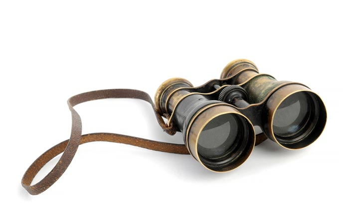 two kinds of objects that is monocular or binocular