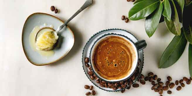 Ghee With Coffee is Good Weight Loss