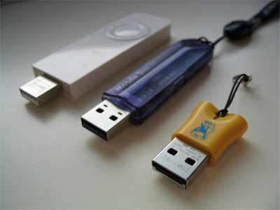 Steps to install drivers from USB Stick