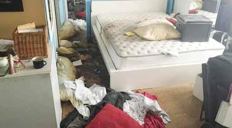 Clean Out Parents House After Death