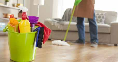 How To Access The Apartment Cleaning Service