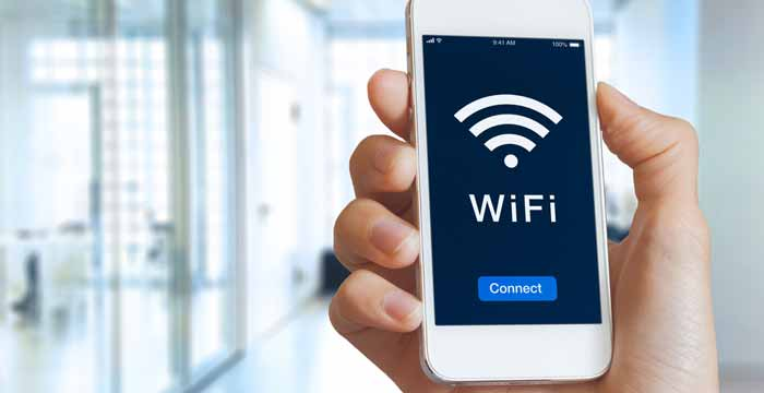How does Wi-Fi Hotspot Work in Mobile