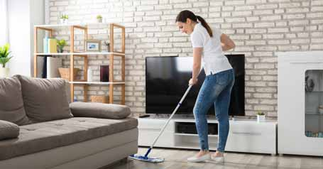 What are the Schemes That Will Be Followed By The Apartment Cleaning Service