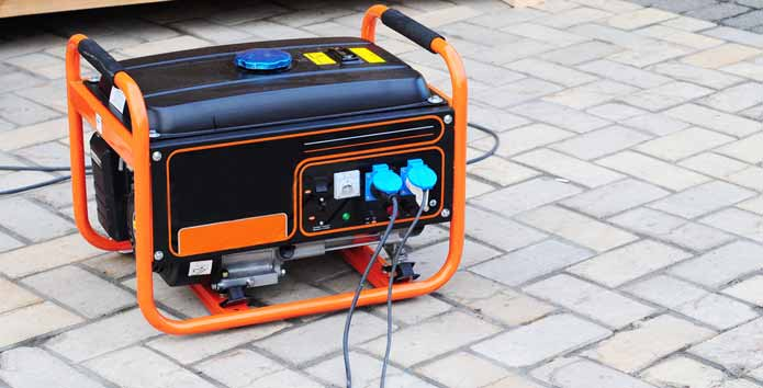 How To Connect Electric Generator To House