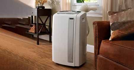 How does a Portable Air Conditioner Work