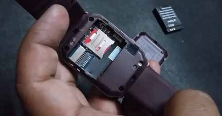 What is a Smartwatch SIM Card