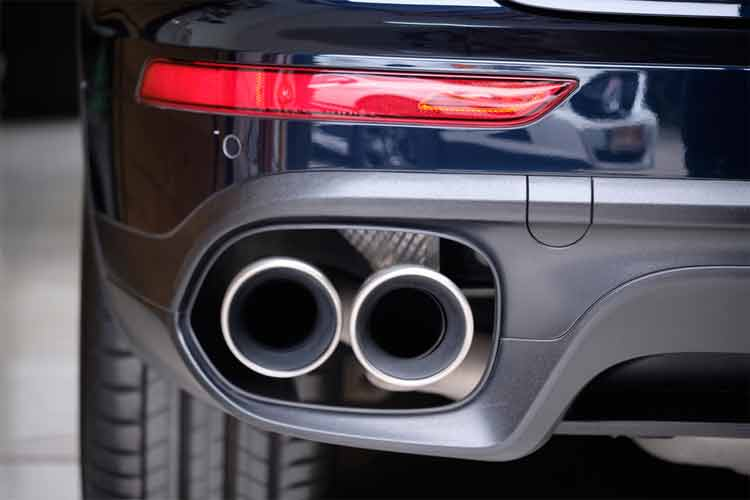 How Hot does a Car Exhaust get