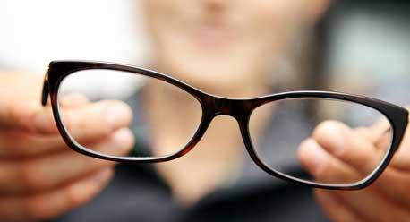 An Example Of An Eyeglass Prescription