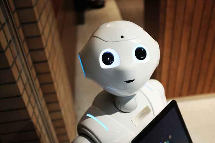 An Entertainment Robot