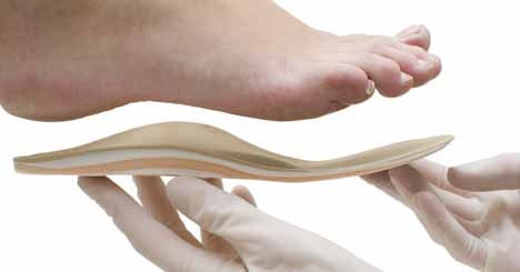 Tip Toes Shoe Insole