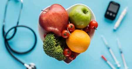 New Food Habits for Type 2 Diabetics