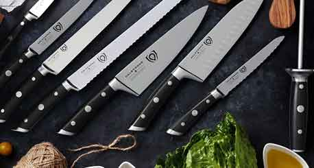 introduced me to the Henckels Steak knife set