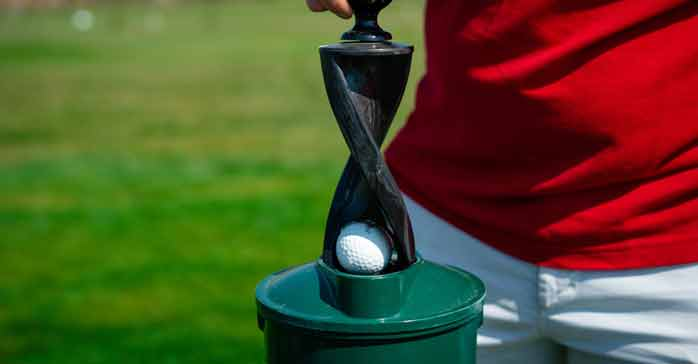 What is the Best Way to Clean Dirty Golf Balls