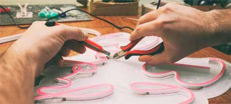 What Materials Are Required To Make LED Neon Signs