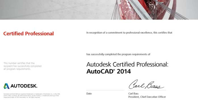 How to Become Certified In AutoCAD