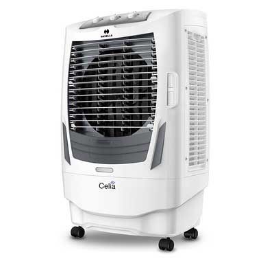 What is the lifespan of an air cooler with a new ionizer
